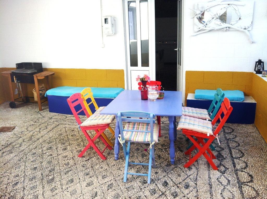 Holiday house Lemonia house, Traditionelles Steinhaus mit fröhlichen Farben und toller Atmosphäre in ypi (1865384), Rodos, Rhodes, Dodecanes Islands, Greece, picture 7