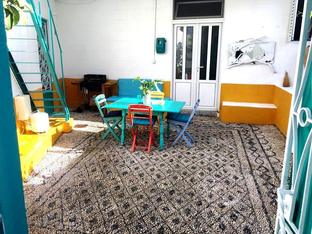 Holiday house Lemonia house, Traditionelles Steinhaus mit fröhlichen Farben und toller Atmosphäre in ypi (1865384), Rodos, Rhodes, Dodecanes Islands, Greece, picture 31