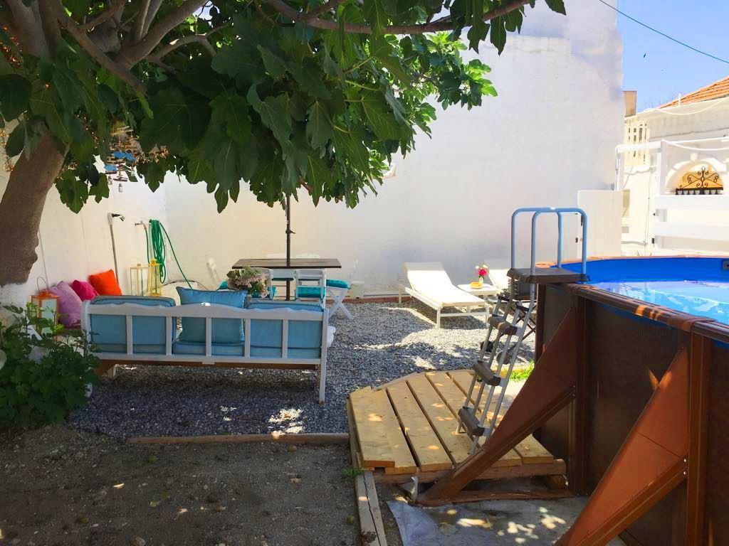 Holiday house Steinhaus mit  Dachterrasse, Grosse Garten, Pool, 2 AussenDusche (1866326), Rodos, Rhodes, Dodecanes Islands, Greece, picture 4