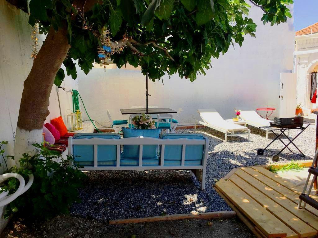 Holiday house Steinhaus mit  Dachterrasse, Grosse Garten, Pool, 2 AussenDusche (1866326), Rodos, Rhodes, Dodecanes Islands, Greece, picture 12