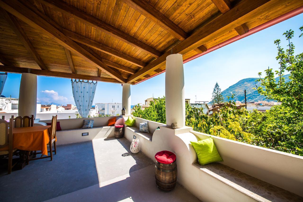 Appartement de vacances Wohnung mit einem Schlafzimmer mit Meerblick (1869706), Lipari, Lipari, Sicile, Italie, image 18