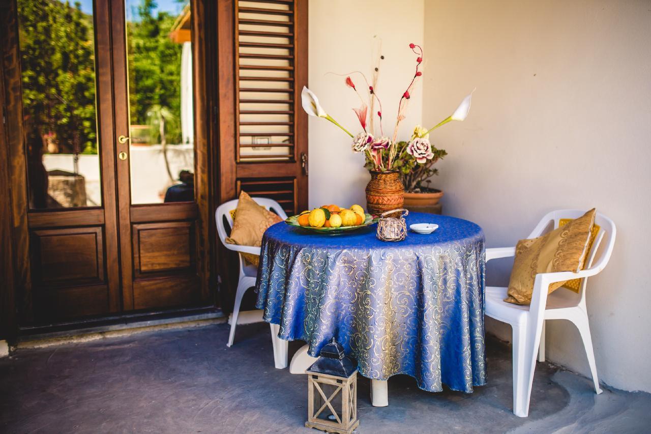 Appartement de vacances Wohnung mit einem Schlafzimmer mit Meerblick (1869706), Lipari, Lipari, Sicile, Italie, image 17