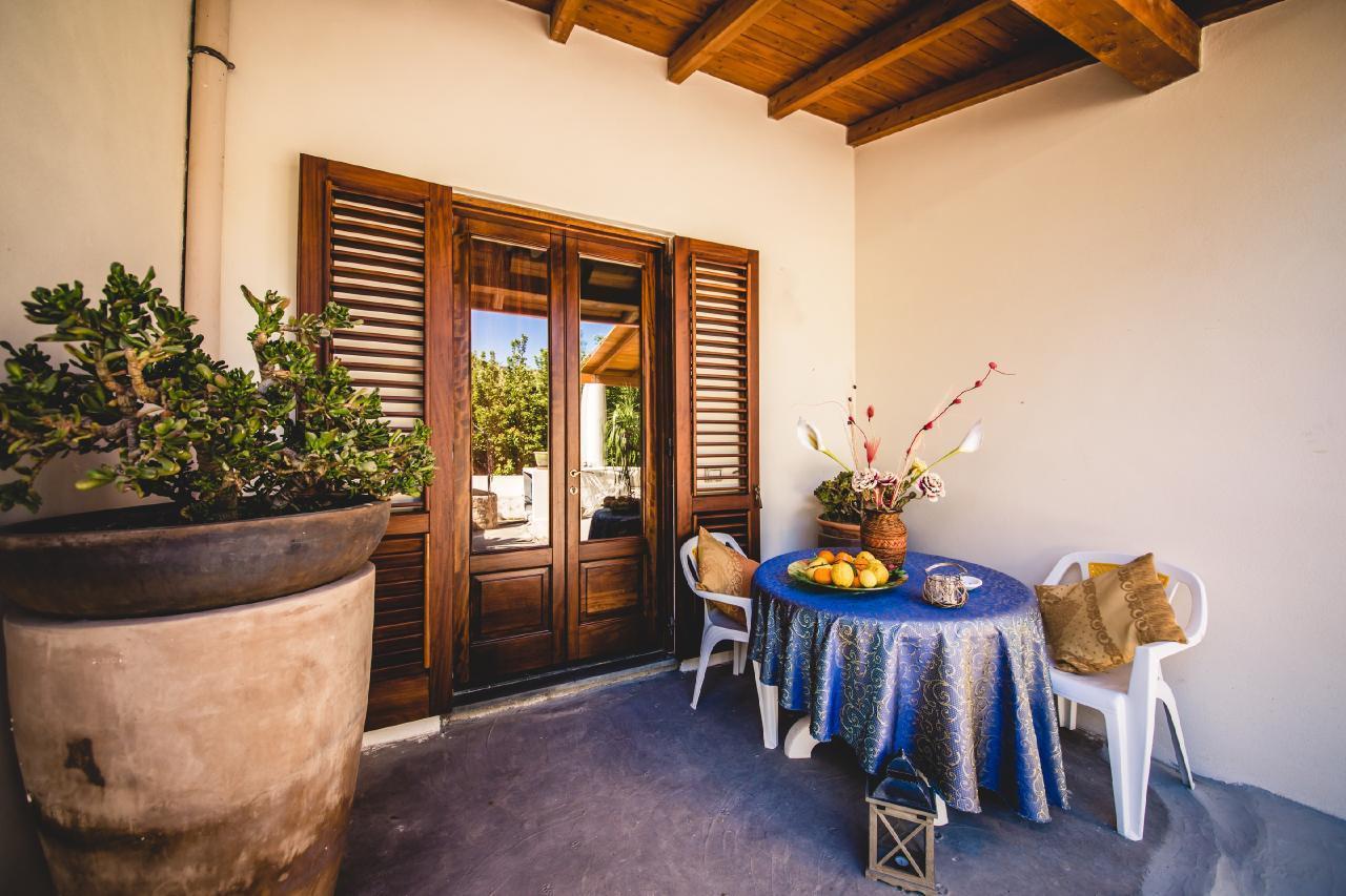 Appartement de vacances Wohnung mit einem Schlafzimmer mit Meerblick (1869706), Lipari, Lipari, Sicile, Italie, image 14