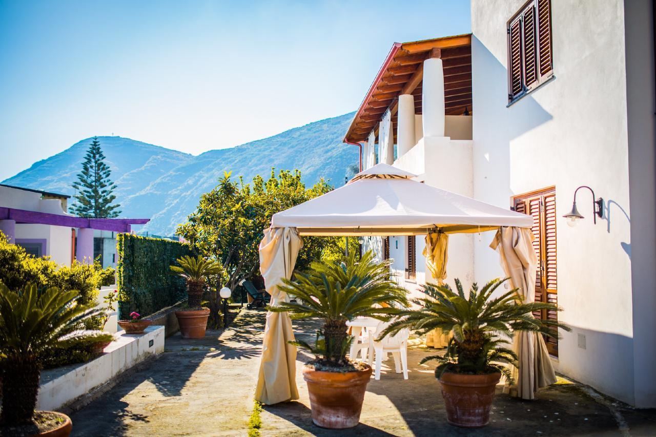 Appartement de vacances Wohnung mit einem Schlafzimmer mit Meerblick (1869706), Lipari, Lipari, Sicile, Italie, image 16