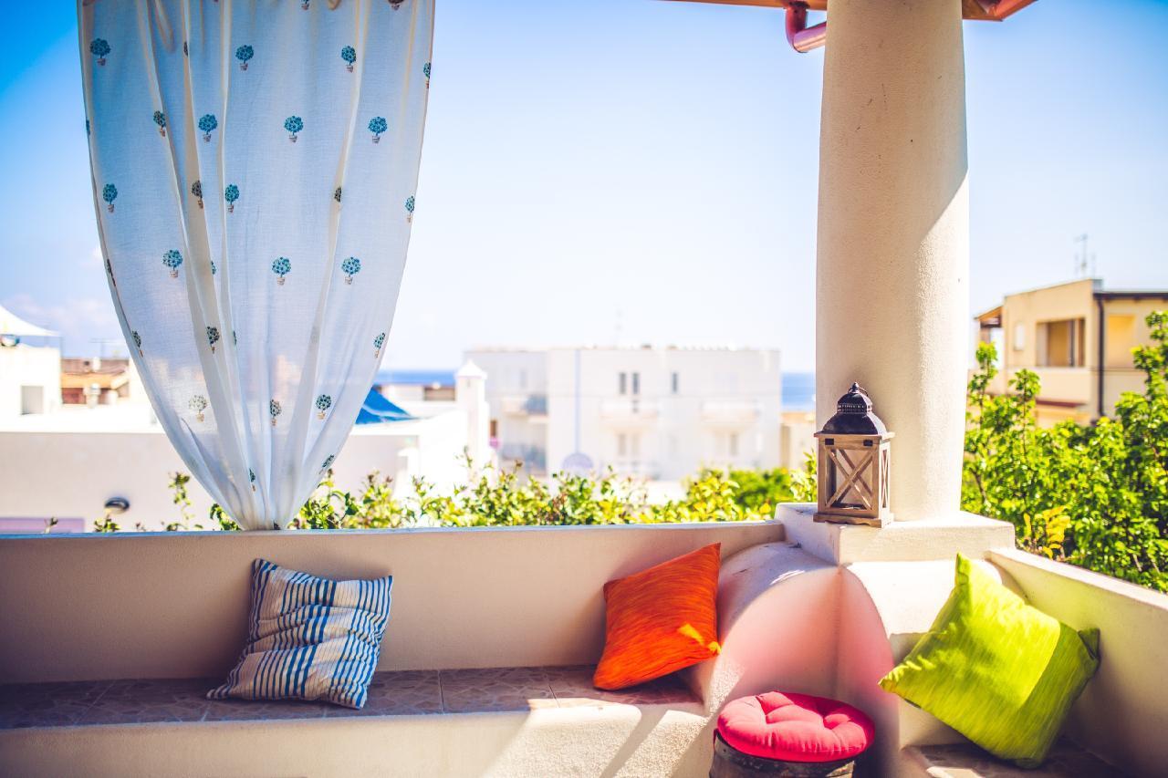 Appartement de vacances Wohnung mit einem Schlafzimmer mit Meerblick (1869706), Lipari, Lipari, Sicile, Italie, image 2