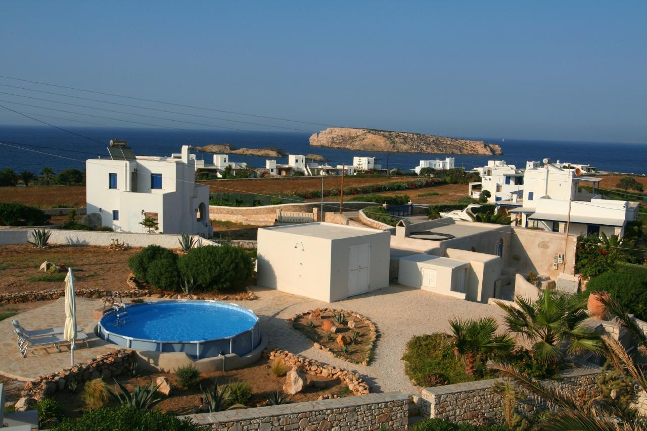 Holiday apartment Exklusives Garten-Appartment in Paros (1876194), Ampelas, Paros, Cyclades, Greece, picture 29