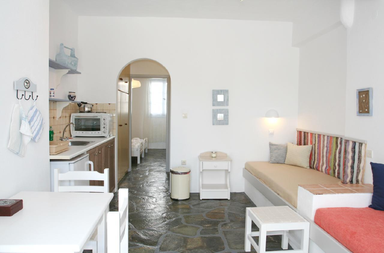 Holiday apartment Exklusives Garten-Appartment in Paros (1876194), Ampelas, Paros, Cyclades, Greece, picture 3