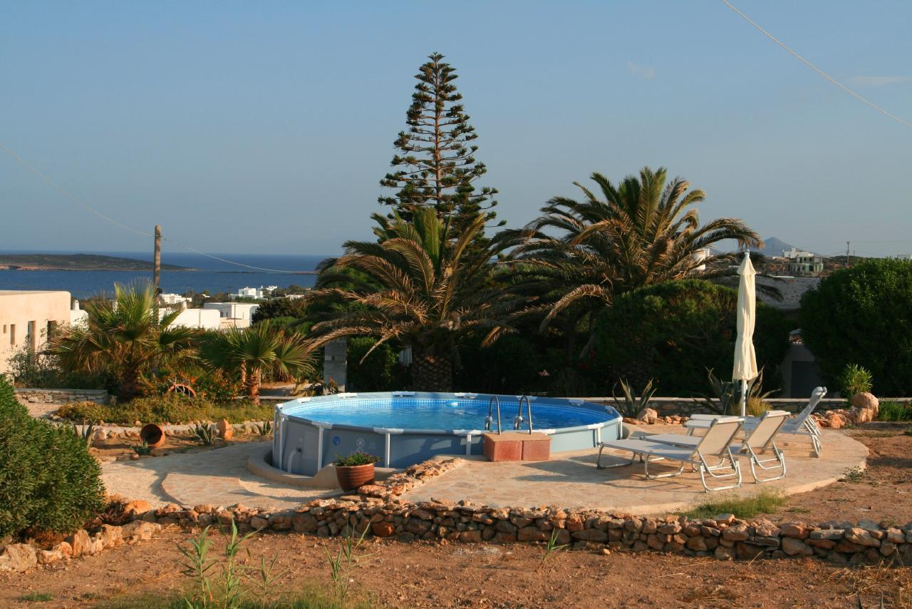 Holiday apartment Exklusives Garten-Appartment in Paros (1876194), Ampelas, Paros, Cyclades, Greece, picture 30