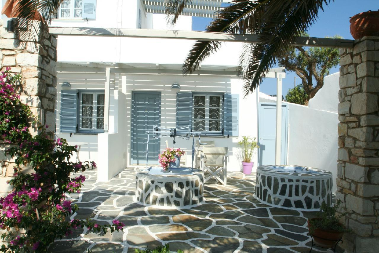 Holiday apartment Exklusives Garten-Appartment in Paros (1876194), Ampelas, Paros, Cyclades, Greece, picture 10