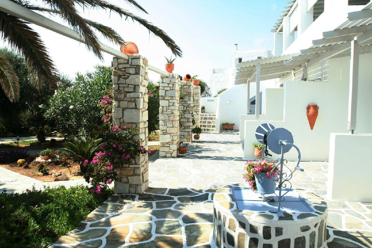 Holiday apartment Exklusives Garten-Appartment in Paros (1876194), Ampelas, Paros, Cyclades, Greece, picture 13