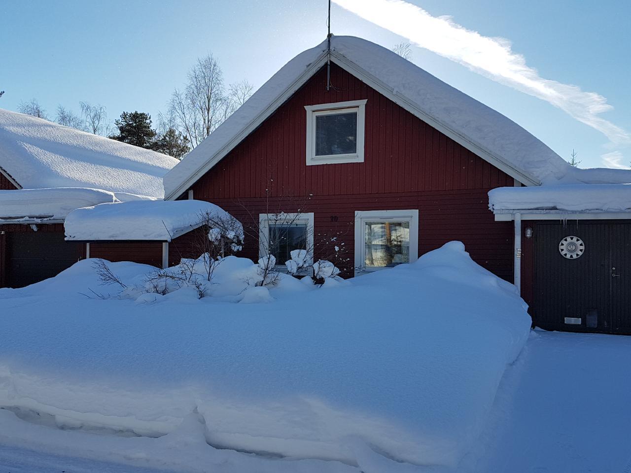 Ferienhaus Villa Tall, nur 5 km vom Storforsen, Schwedens größten Stromschnellen entfernt (1882911), Vidsel, Norrbottens län, Nordschweden, Schweden, Bild 2
