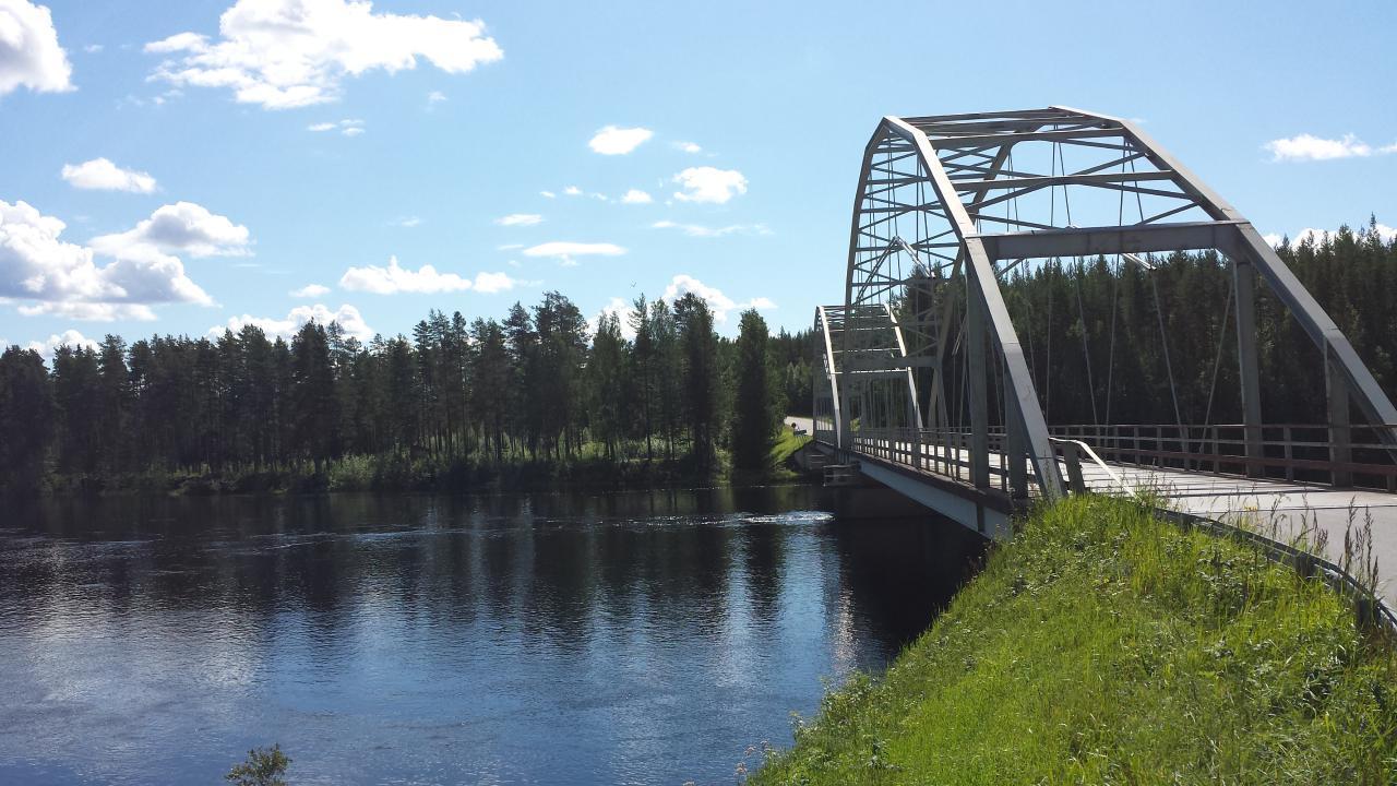 Ferienhaus Villa Tall, nur 5 km vom Storforsen, Schwedens größten Stromschnellen entfernt (1882911), Vidsel, Norrbottens län, Nordschweden, Schweden, Bild 22