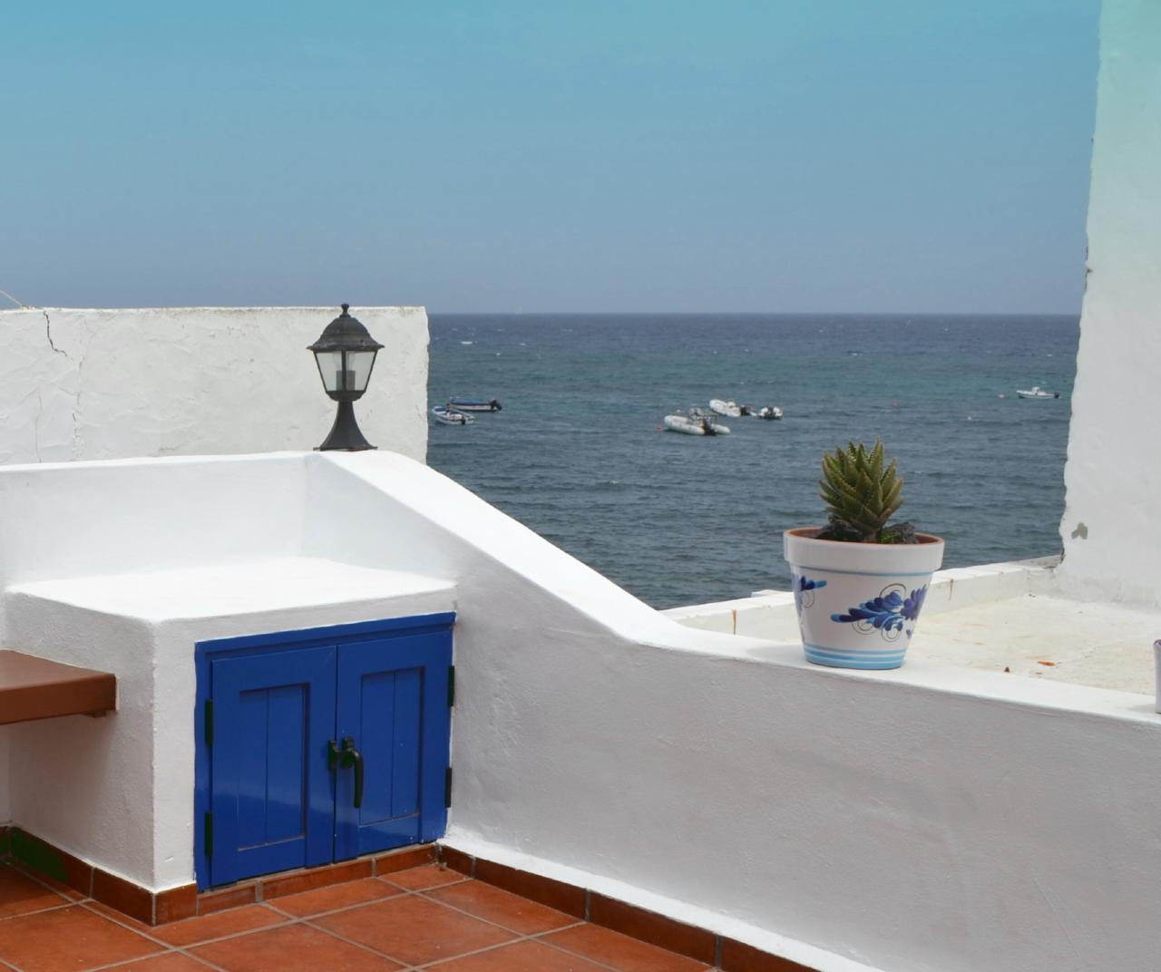 Zauberhaftes Haus am Meer Ferienhaus  Lanzarote