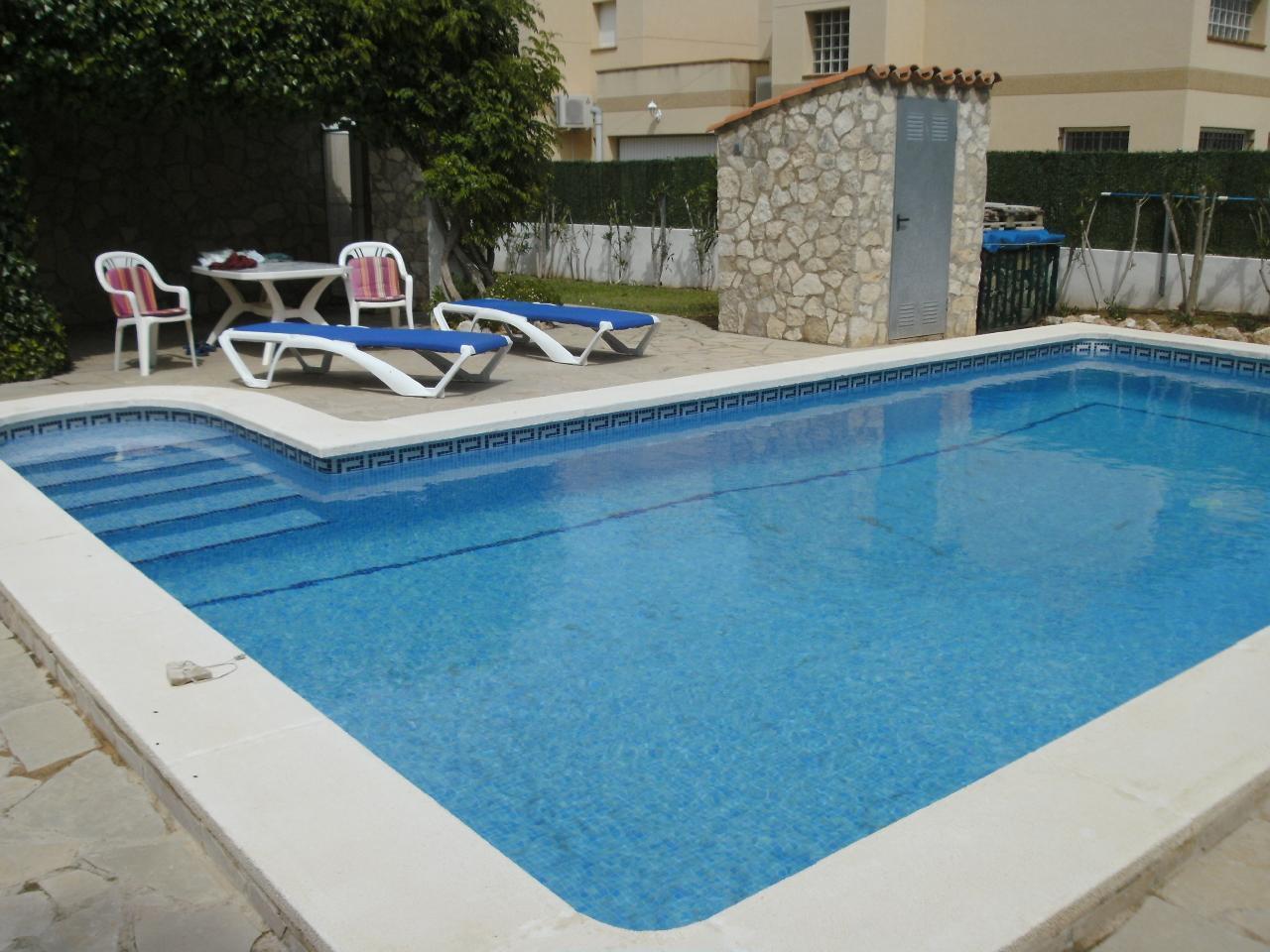 Ferienhaus mit WiFi Privat-Pool ohne Einsicht gute Preise (1901111), L'Ametlla de Mar, Costa Dorada, Katalonien, Spanien, Bild 6