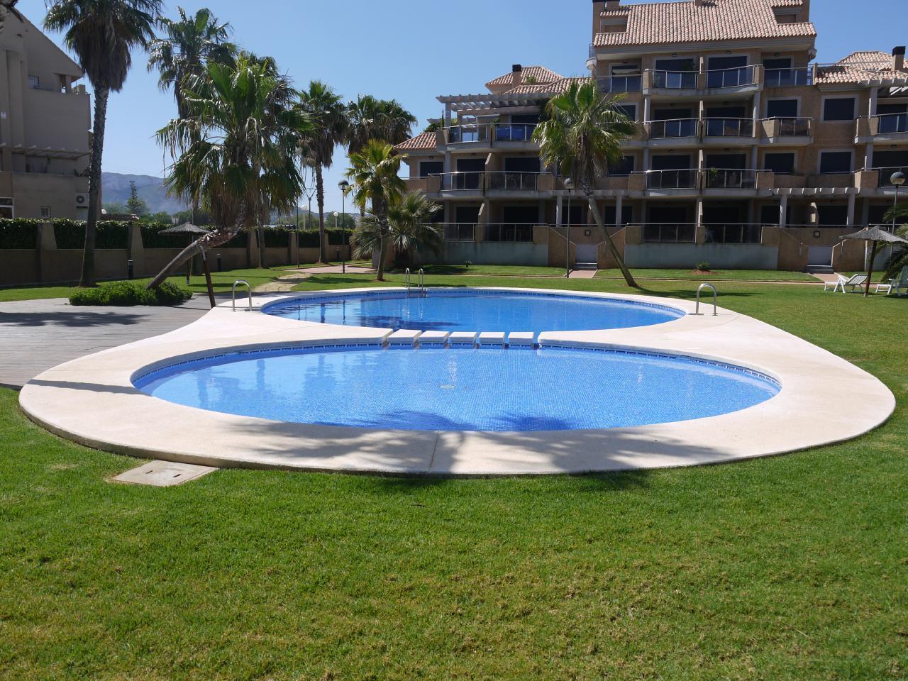 Ferienwohnung Jardines del Real 1A (1901221), Dénia, Costa Blanca, Valencia, Spanien, Bild 2