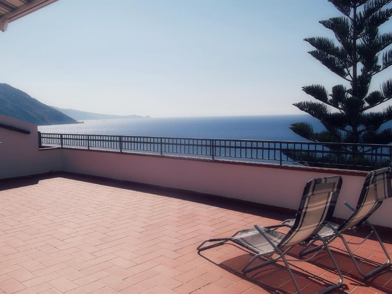 Maison de vacances Haus mit großen Terrasse mit Blick auf die Äolischen Inseln (1913481), Gioiosa Marea, Messina, Sicile, Italie, image 1