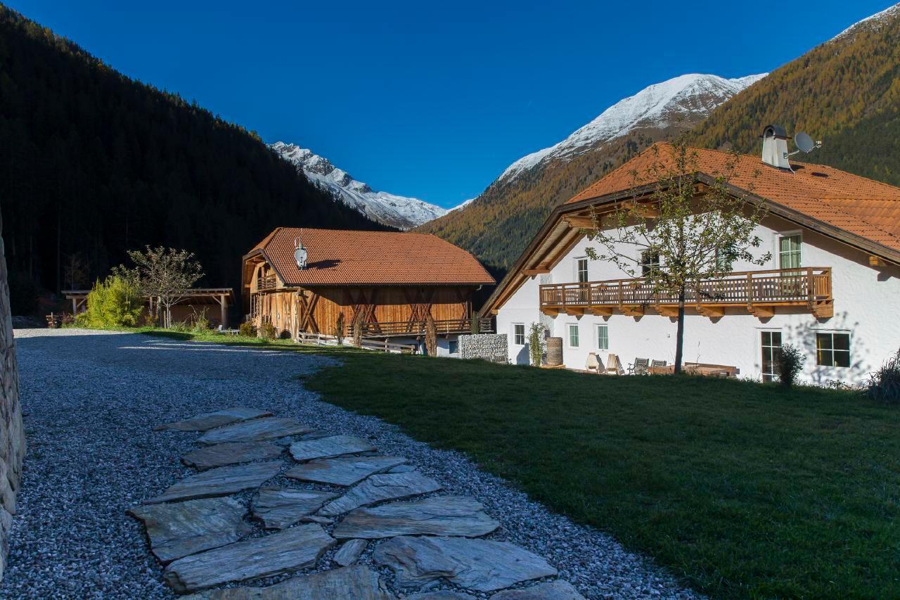 Ferienhaus Südtiroler Chalet-Lodge inmitten ursprünglicher Natur - Urig, Ruhig, Erholsam (1914456), Gsies (Valle di Casies), Pustertal, Trentino-Südtirol, Italien, Bild 8