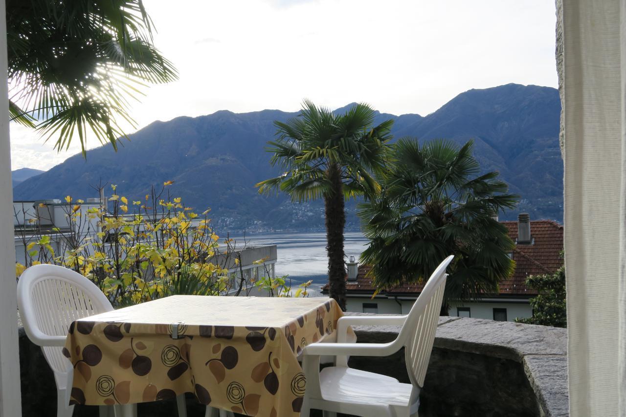 Holiday apartment ... zu Hause sicher -  unterwegs mit Bedacht... Il Réduit alle Rascane Orselina, Giardino (192974), Orselina, Lake Maggiore (CH), Ticino, Switzerland, picture 2