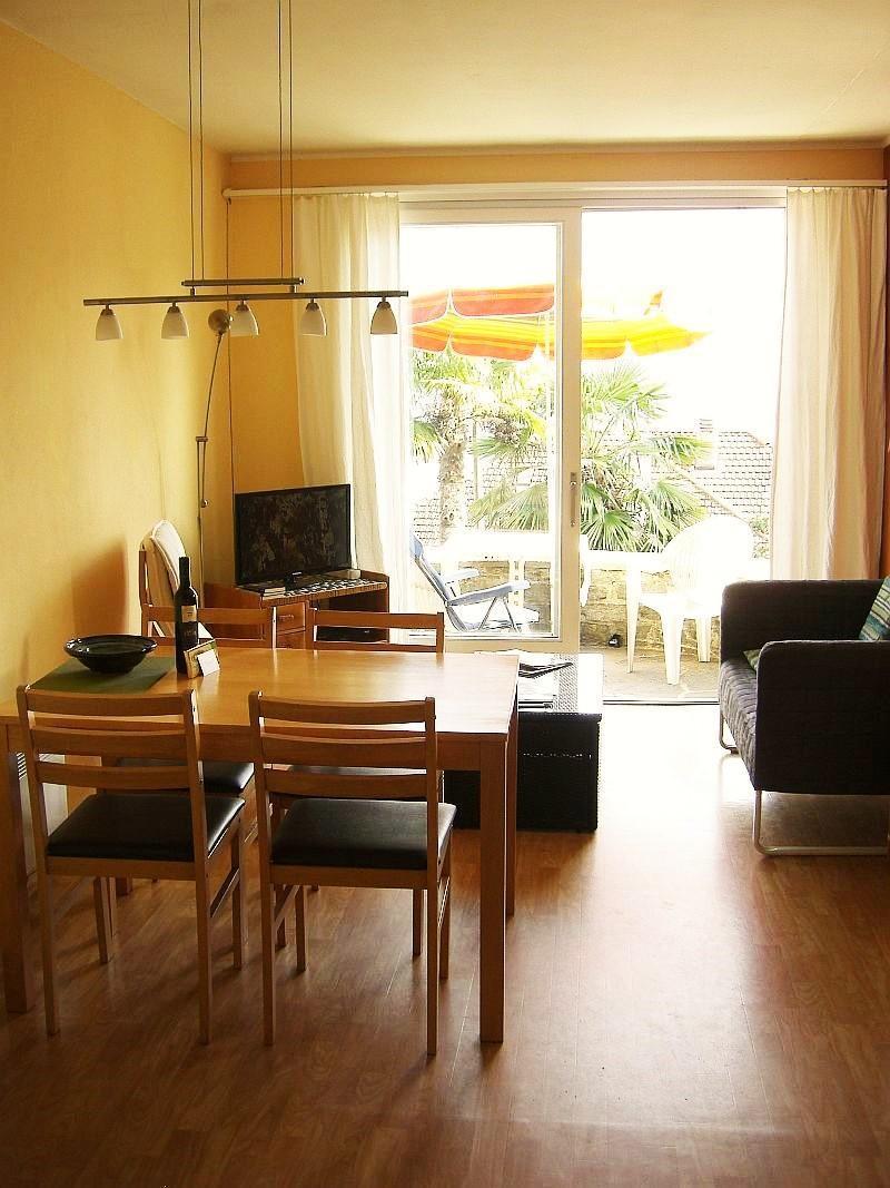 Holiday apartment ... zu Hause sicher -  unterwegs mit Bedacht... Il Réduit alle Rascane Orselina, Giardino (192974), Orselina, Lake Maggiore (CH), Ticino, Switzerland, picture 5