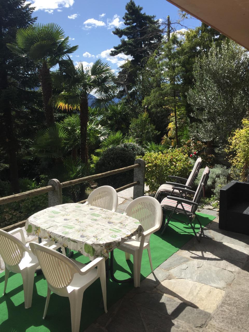 Holiday apartment ... zu Hause sicher -  unterwegs mit Bedacht... Il Réduit alle Rascane Orselina, Giardino (192974), Orselina, Lake Maggiore (CH), Ticino, Switzerland, picture 13