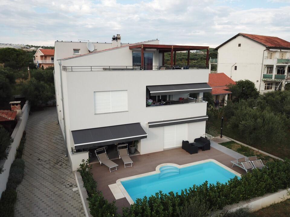 Ferienwohnung Appartement 1 mit Swimmingpool (1920207), Turanj, , Dalmatien, Kroatien, Bild 8