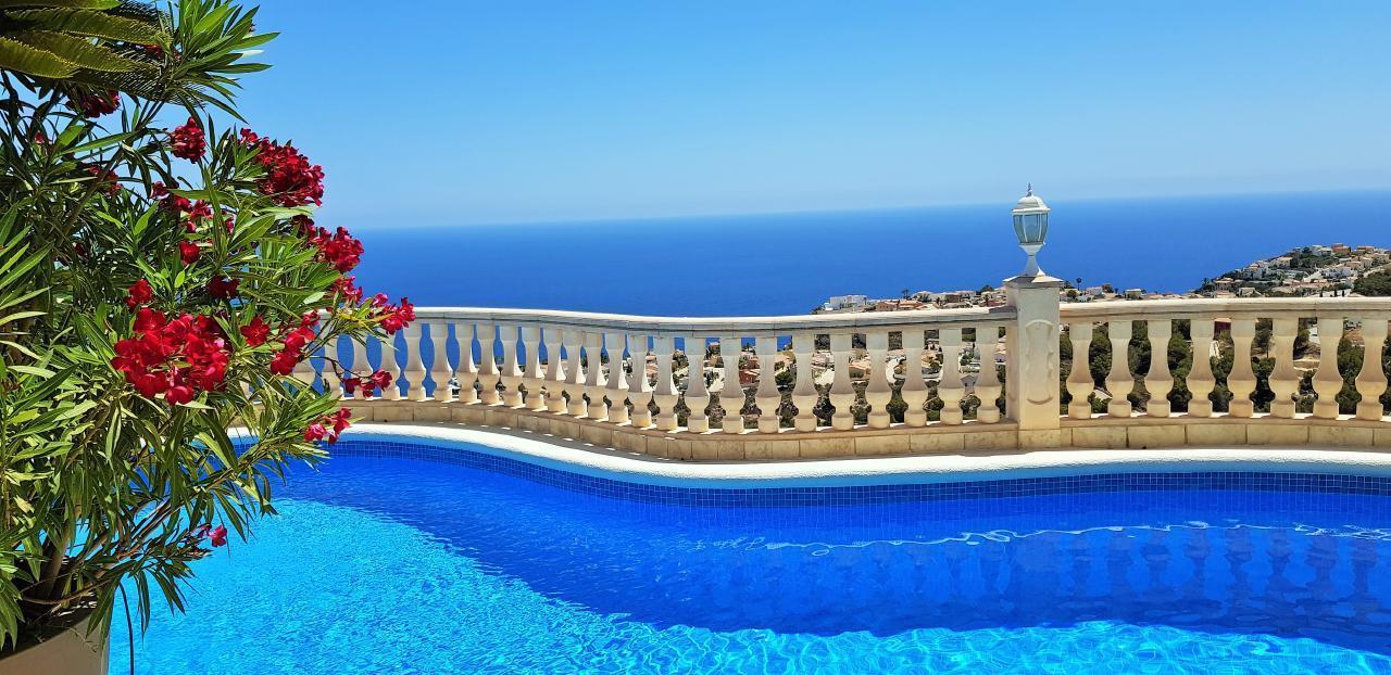 Maison de vacances Luxuriöse Villa mit traumhaftem Meerblick und tropischem Garten (1921916), Benitachell, Costa Blanca, Valence, Espagne, image 21