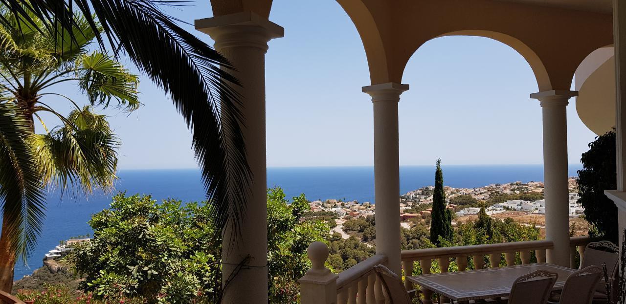 Maison de vacances Luxuriöse Villa mit traumhaftem Meerblick und tropischem Garten (1921916), Benitachell, Costa Blanca, Valence, Espagne, image 13