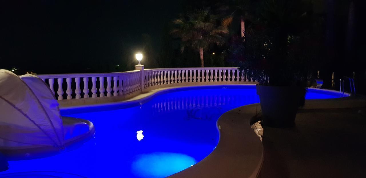 Maison de vacances Luxuriöse Villa mit traumhaftem Meerblick und tropischem Garten (1921916), Benitachell, Costa Blanca, Valence, Espagne, image 20