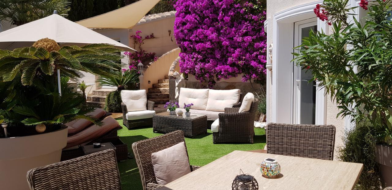 Maison de vacances Luxuriöse Villa mit traumhaftem Meerblick und tropischem Garten (1921916), Benitachell, Costa Blanca, Valence, Espagne, image 25