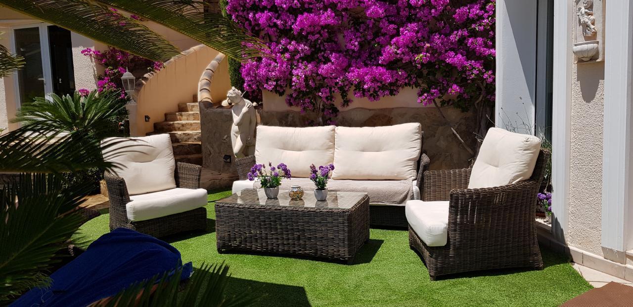 Maison de vacances Luxuriöse Villa mit traumhaftem Meerblick und tropischem Garten (1921916), Benitachell, Costa Blanca, Valence, Espagne, image 19