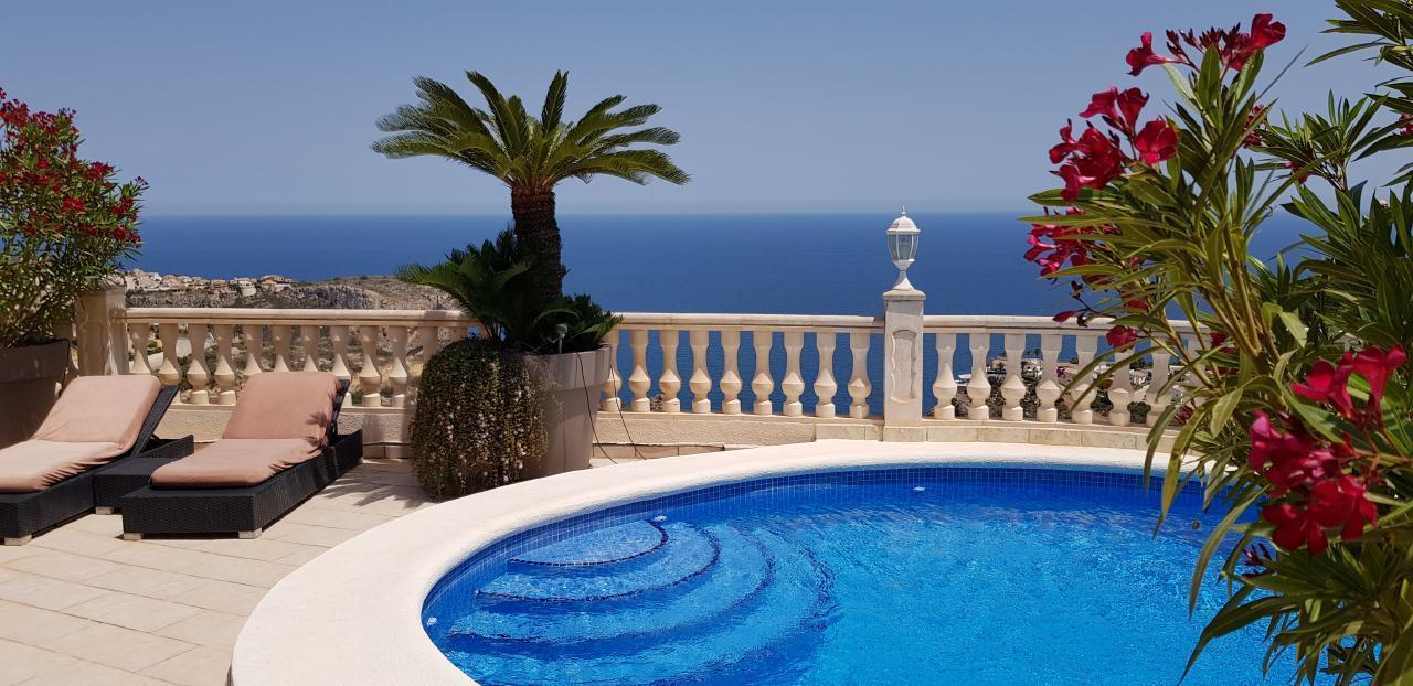Maison de vacances Luxuriöse Villa mit traumhaftem Meerblick und tropischem Garten (1921916), Benitachell, Costa Blanca, Valence, Espagne, image 16