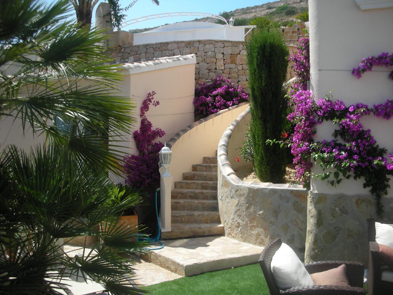 Maison de vacances Luxuriöse Villa mit traumhaftem Meerblick und tropischem Garten (1921916), Benitachell, Costa Blanca, Valence, Espagne, image 37