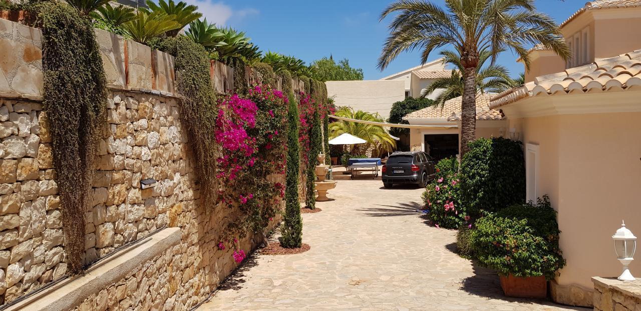 Maison de vacances Luxuriöse Villa mit traumhaftem Meerblick und tropischem Garten (1921916), Benitachell, Costa Blanca, Valence, Espagne, image 22