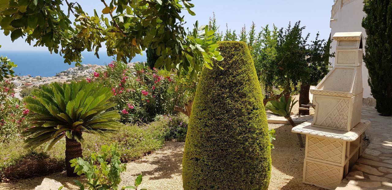 Maison de vacances Luxuriöse Villa mit traumhaftem Meerblick und tropischem Garten (1921916), Benitachell, Costa Blanca, Valence, Espagne, image 17