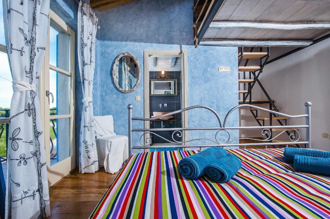 Maison de vacances Luxuriöse Villa Tomani mit Pool und Grill, geeignet für 10 Personen - Rabat 10/09 - 16/12/ (1932348), Krmed, , Istrie, Croatie, image 18