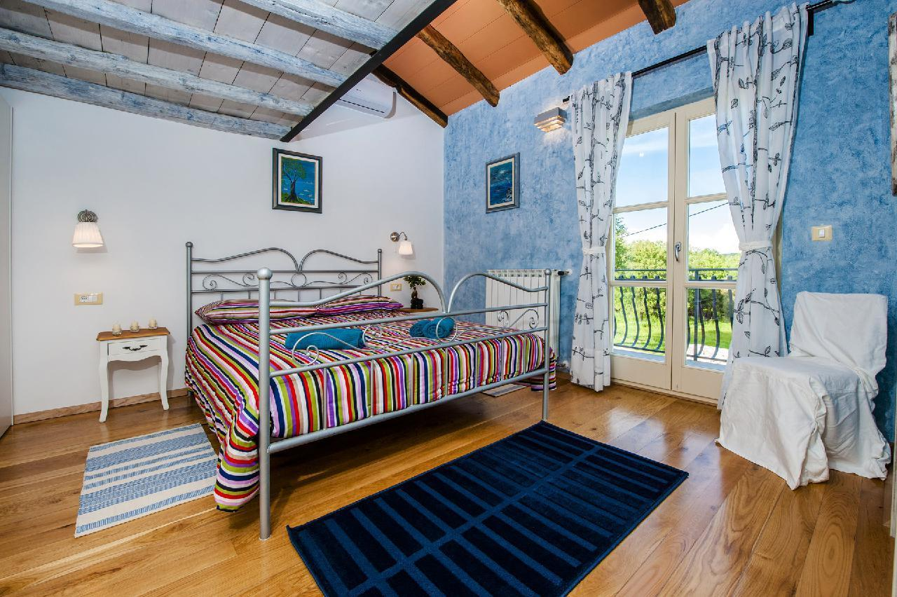 Maison de vacances Luxuriöse Villa Tomani mit Pool und Grill, geeignet für 10 Personen - Rabat 10/09 - 16/12/ (1932348), Krmed, , Istrie, Croatie, image 17