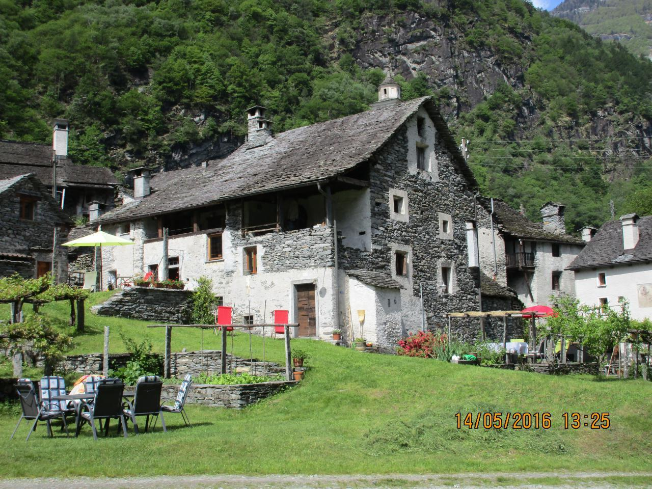 Ferienwohnung Rustico Casa Moretti (1933305), Cevio, Maggiatal, Tessin, Schweiz, Bild 1