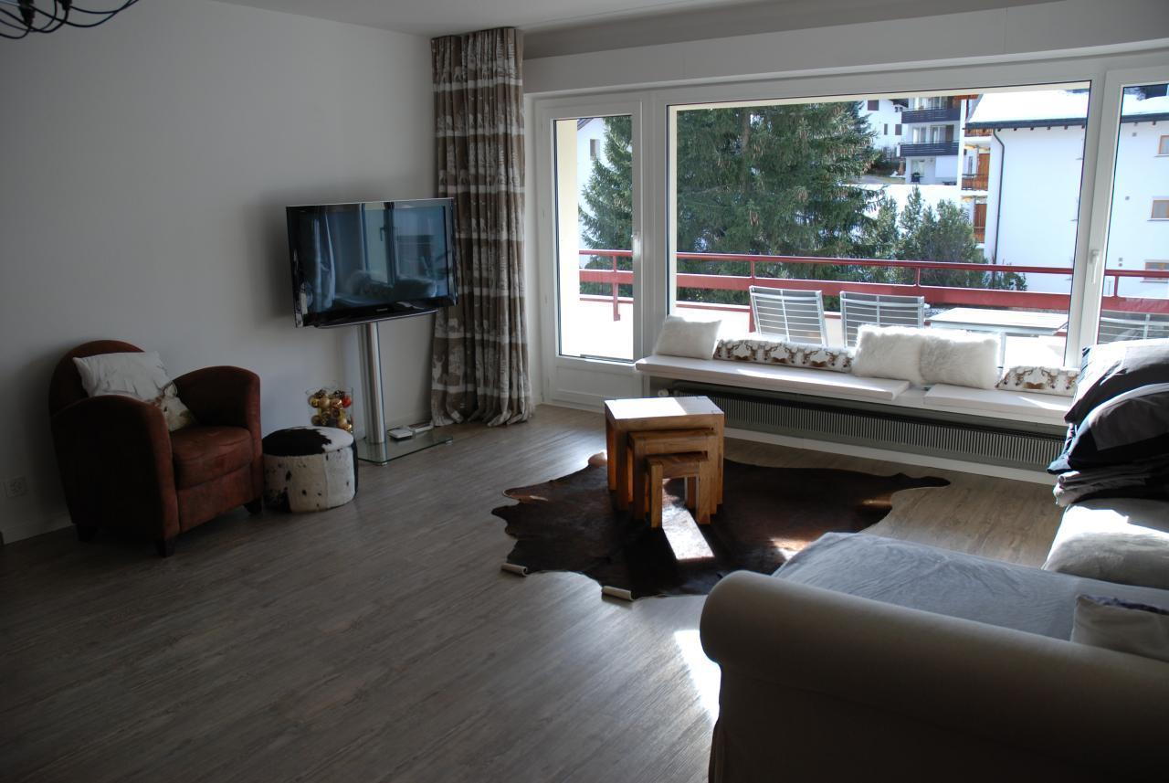 Appartement de vacances 2.5-Zimmerwohnung Haus Allod 208 (1939366), Lenzerheide/Lai, Lenzerheide - Valbella, Grisons, Suisse, image 18
