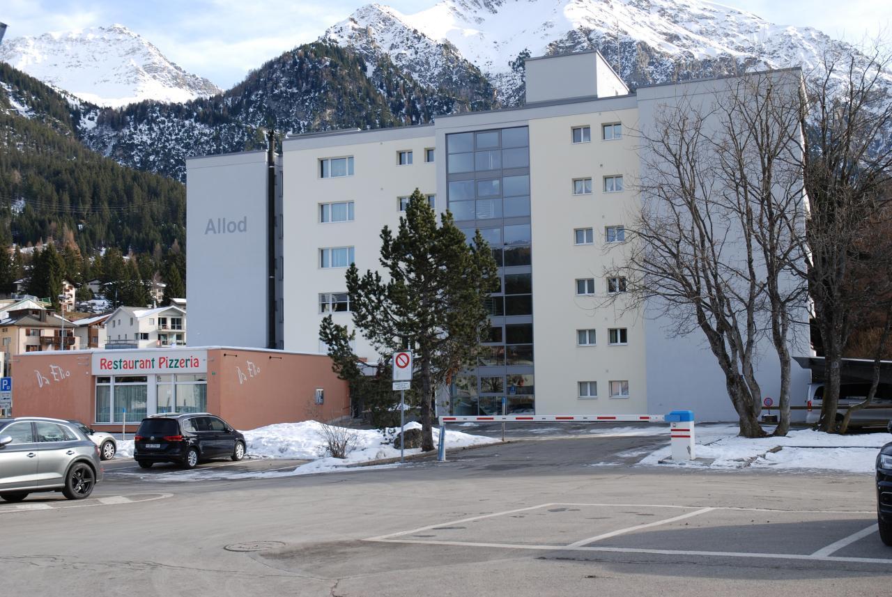 Appartement de vacances 2.5-Zimmerwohnung Haus Allod 208 (1939366), Lenzerheide/Lai, Lenzerheide - Valbella, Grisons, Suisse, image 30