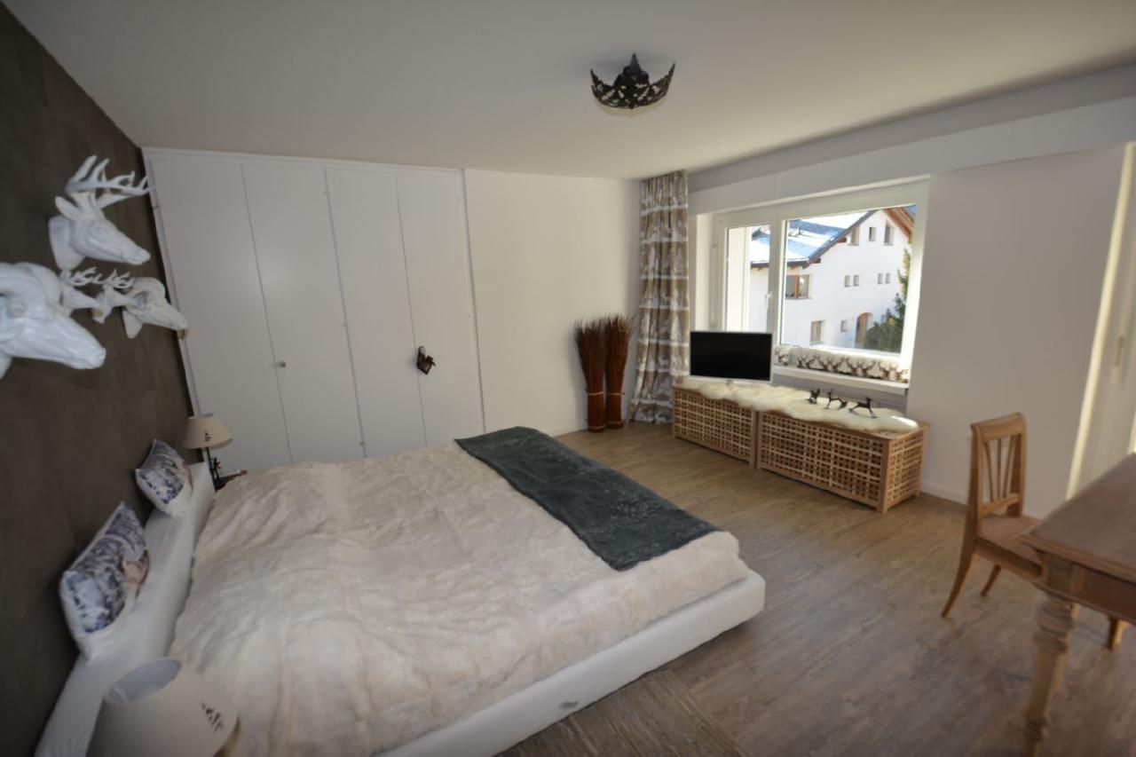 Appartement de vacances 2-Zimmerwohnung Haus Allod 208 (1939366), Lenzerheide/Lai, Lenzerheide - Valbella, Grisons, Suisse, image 4