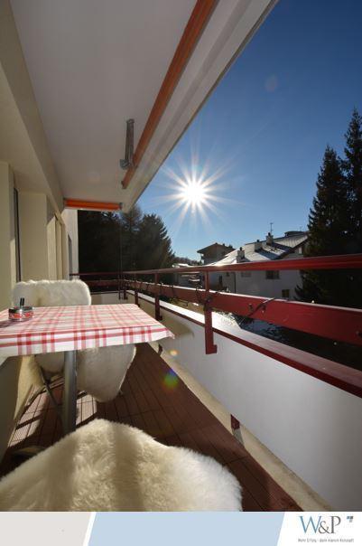 Appartement de vacances 2-Zimmerwohnung Haus Allod 208 (1939366), Lenzerheide/Lai, Lenzerheide - Valbella, Grisons, Suisse, image 9