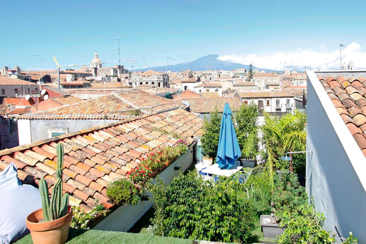 Appartement de vacances Besondere und einzigartige Penthouse mit Blick (1939978), Catania, Catania, Sicile, Italie, image 24