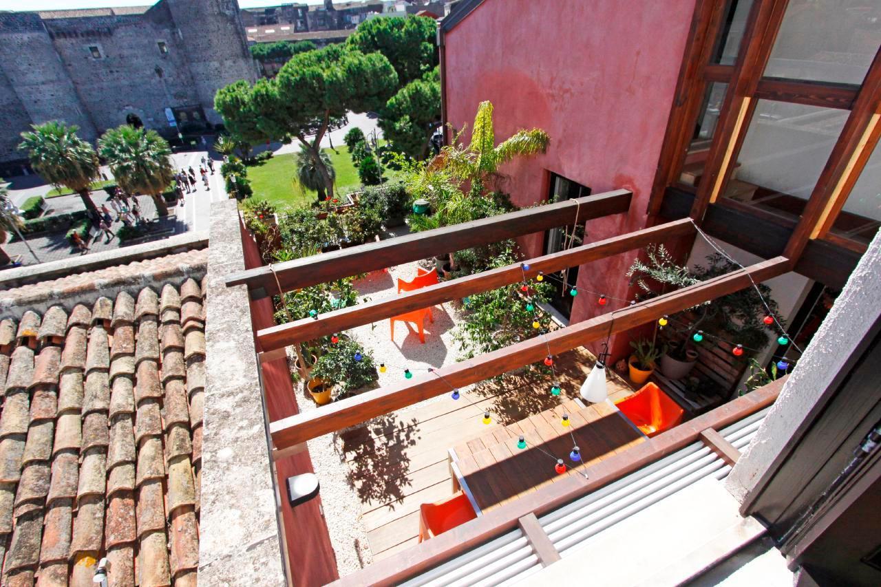 Appartement de vacances Besondere und einzigartige Penthouse mit Blick (1939978), Catania, Catania, Sicile, Italie, image 2