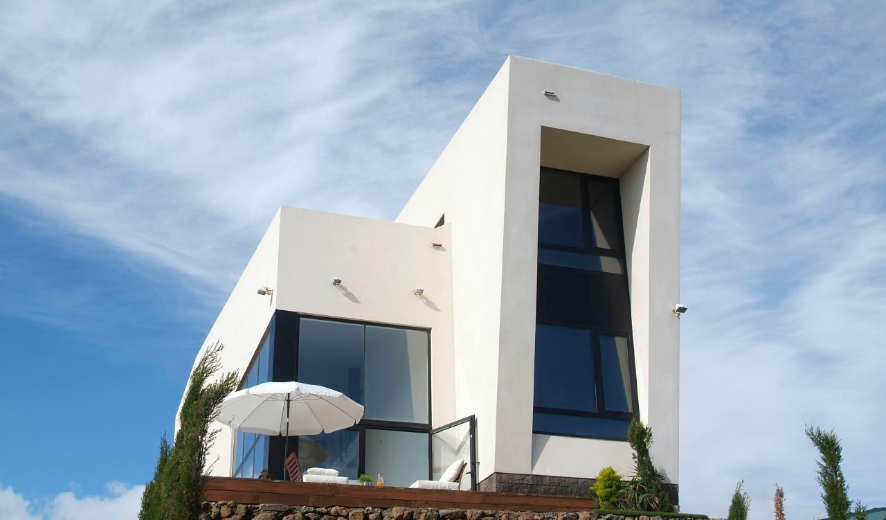 Atemberaubende moderne Villa mit Privat Pool