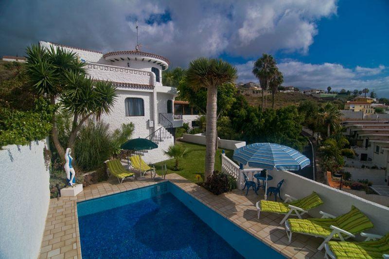 Maison de vacances Luxusvilla mit Meer und Teideblick (1944916), El Sauzal, Ténérife, Iles Canaries, Espagne, image 2