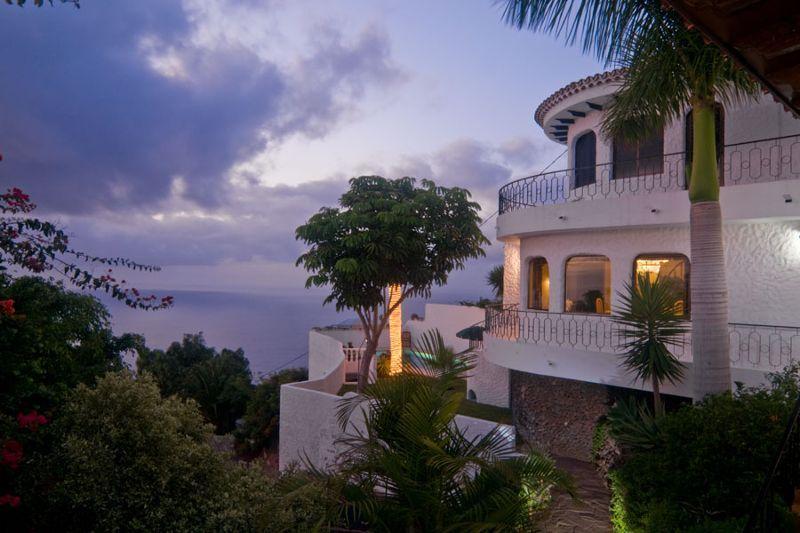 Maison de vacances Luxusvilla mit Meer und Teideblick (1944916), El Sauzal, Ténérife, Iles Canaries, Espagne, image 9