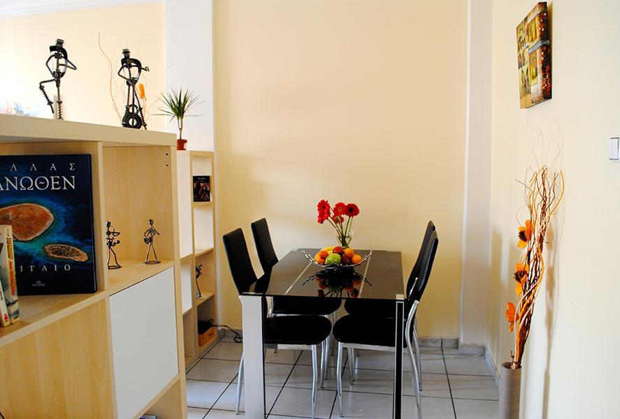 Holiday apartment Athen SmArt Stay Appartement (Mitte / U-Bahn / TV / WiFi / AC) (1957758), Athen, , Attica, Greece, picture 4