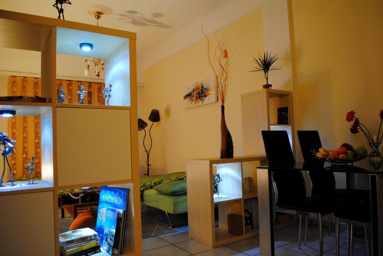 Holiday apartment Athen SmArt Stay Appartement (Mitte / U-Bahn / TV / WiFi / AC) (1957758), Athen, , Attica, Greece, picture 15