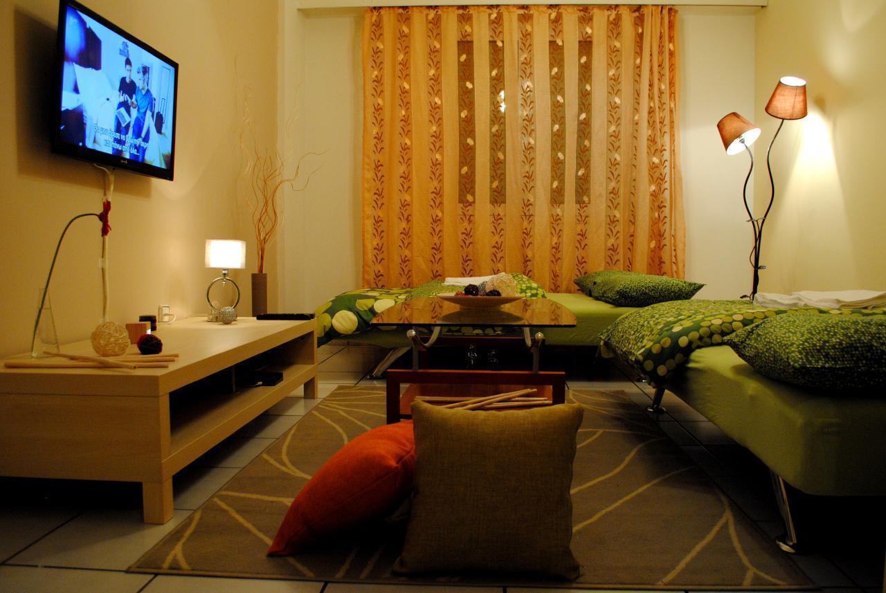 Appartement de vacances Athen SmArt Stay Appartement (Mitte / U-Bahn / TV / WiFi / AC) (1957758), Athen, , Attique, Grèce, image 16