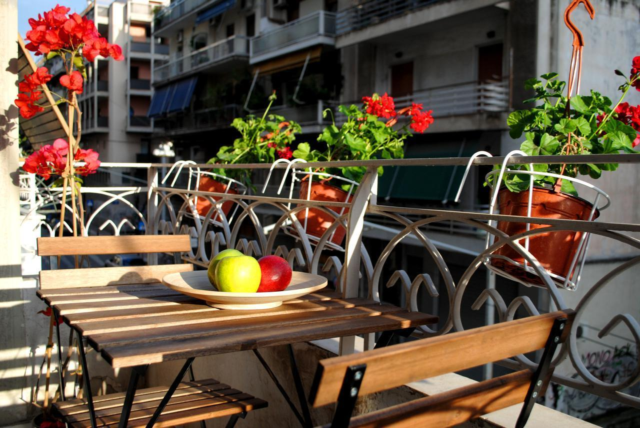 Holiday apartment Athen SmArt Stay Appartement (Mitte / U-Bahn / TV / WiFi / AC) (1957758), Athen, , Attica, Greece, picture 18